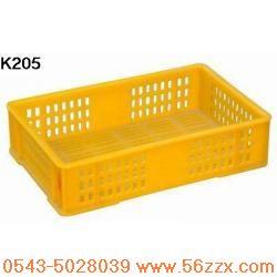 K205塑料周转筐