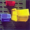 背挂式塑料零件盒